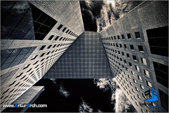 نکاتی در عکاسی از ساختمان