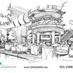 تعریف راندو و پرزانته در معماری