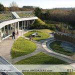 معماری سبز در ترکیب با معماری پایدار